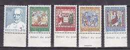 N° 786 Et 790 Timbres Pour La Patrie: Belle Série De Timbres Neuf Impeccable Sans Charnière - Suisse