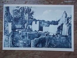 CPA DE GERTWILLER Novembre 1944 - Ruines De La Maison Obrecht - France
