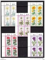 Duitsland 1975 Kleine Verzameling Bloemen **, Zeer Mooi Lot 3727 - Timbres