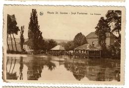 Rhode St. Genèse - Sept Fontaines - Les Kiosques - 2 Scans - Rhode-St-Genèse - St-Genesius-Rode