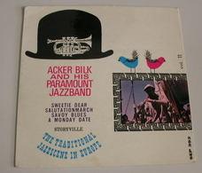 Acker Bilk And His Paramount Jazzbans 45t EP Sweetie Dear (SEP 393) VG++ EX - Jazz