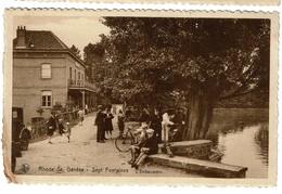 Rhode St. Genèse - Sept Fontaines - L'Embarcadère - 2 Scans - Rhode-St-Genèse - St-Genesius-Rode