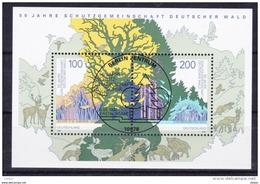 Duitsland 1997 Blok Nr 37 G, Zeer Mooi Lot Krt 3763 - Timbres