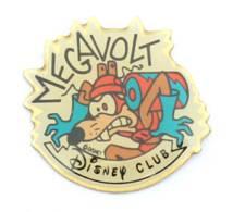 Pin's MEGAVOLT - DISNEY CLUB - I386 - Disney