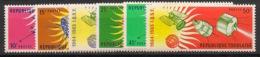 Togo - 1964 - N°Yv. 429 à 434 - Soleil Calme - Neuf Luxe ** / MNH / Postfrisch - Afrika