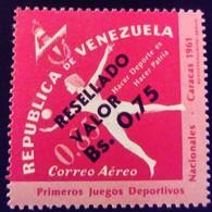 Venezuela 1965 Déportation Surchargé Overprinted RESELLADO Yvert PA857 ** MNH - Madagaskar (1960-...)