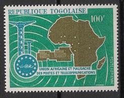 Togo - 1967 - Poste Aérienne PA N°Yv. 83 - UAMPT - Neuf Luxe ** / MNH / Postfrisch - Togo (1960-...)