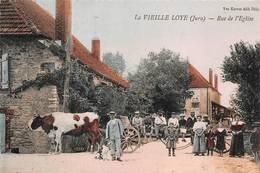La Vieille Loye Canton Montbarrey Réédition - France