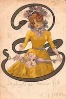 CPA Illustrée - 1902 - Illustrators & Photographers
