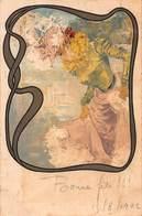CPA Illustrée - 1902 - Illustrateurs & Photographes