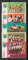 Togo - 1969 - Poste Aérienne PA N°Yv. 117 à 121 - Scoutisme - Neuf Luxe ** / MNH / Postfrisch - Togo (1960-...)