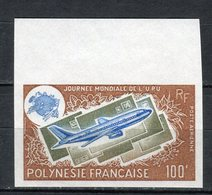 Polinesia Francesa 1976. Yvert A 97 Imperforated ** MNH. - Non Dentelés, épreuves & Variétés