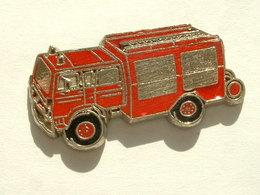 Pin's CAMION DE POMPIER - Firemen