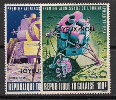 Togo - 1970 - Poste Aérienne PA N°Yv. 124 à 125 - Noel - Neuf Luxe ** / MNH / Postfrisch - Togo (1960-...)