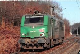 La Vieille Loye Canton Montbarrey Train - Autres Communes
