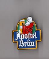 Pin's Bière - Logo Apostel Bräu (hauteur: 3,8 Cm) - Bière