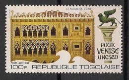 Togo - 1972 - Poste Aérienne PA N°Yv. 173 - Venise - Neuf Luxe ** / MNH / Postfrisch - Togo (1960-...)