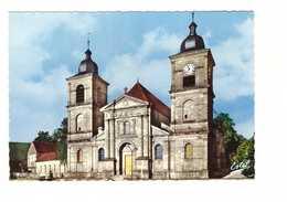 88 Saint Die La Façade Classique De La Cathedrale CPSM GF Edit Estel N°8201 - Saint Die