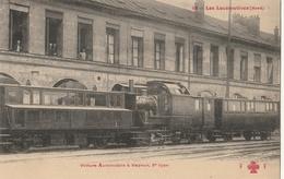 LOCOMOTIVES - Cie Du Nord - Voiture Automobile à Vapeur 2è Type - Trains