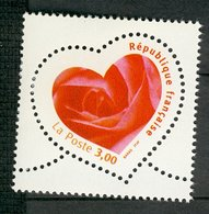 France 1999 -  Neuf - Scanné Recto Verso- Y&T N° 3219 - Coeurs - Saint-Valentin - Je T'aime - Ungebraucht
