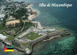1 AK Mosambik * Festung São Sebastião (erbaut 1508) Auf Der Insel De Moçambique - Seit 1991 UNESCO Weltkulturerbe * - Mosambik