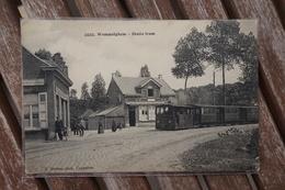 CPA - 3833 Wommelghem ( Wommelgem ) - Statie Tram - Tramway - Wommelgem