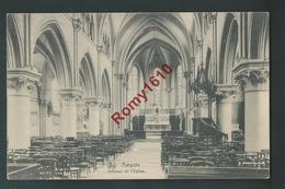 AMPSIN. Intérieur De L'Eglise.. 2 Scans - Amay