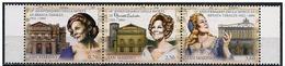 San MarinoSaint-Marin: Soprano Renata Tebaldi, Teatro Alla Scala - Musica