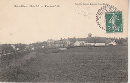 03 - TOULON SUR ALLIER - Vue Générale - France
