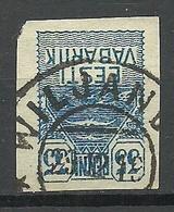 ESTLAND Estonia 1919 O Viljandi Fellin Michel 10 - Estland