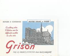 Buvard Grison Nd Dame De Paris - Altri