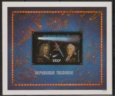 Togo - 1986 - Bloc Feuillet BF N°Yv. 256 - Comète De Halley - Neuf Luxe ** / MNH / Postfrisch - Togo (1960-...)