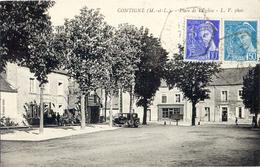 49 Contignén Place De L'église - Autres Communes