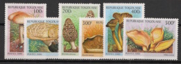 Togo - 2001 - N°Yv. 1867G à 1867M - Champignons - Neuf Luxe ** / MNH / Postfrisch - Champignons