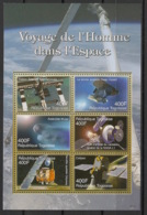 Togo - 2006 - N°Yv. 2029 à 2034 - Espace / Space - Neuf Luxe ** / MNH / Postfrisch - Afrika