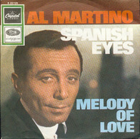 Al Martino 45t Spanish Eyes (capitol Germany) Ex M - Jazz
