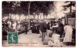 5196 - Basse-Indre ( 44 ) Le Marché - N°14 - Coll. F.Chapeau à Nantes - - Basse-Indre