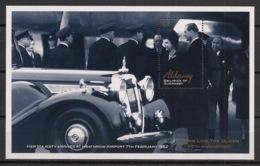 Alderney - 2002 - N°Yv. Bloc 11 - Queen Elisabeth  - Neuf Luxe ** / MNH / Postfrisch - Alderney