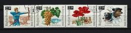 UNGARN Viererstreifen Mi-Nr. 2271 - 2274 Tag Der Briefmarke Gestempelt - Gebraucht