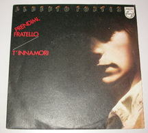 Alberto Fortis 45t Prendimi Fratelllo / T'innamori (Italy Philips 1980) VG++ EX - Sonstige - Italienische Musik