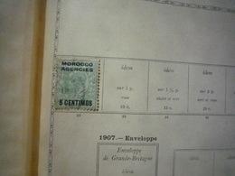 COLLECTION COLONIES ANGLAISES Feuille Album Maury Ancien - A Voir - 92 Scans - Briefmarken