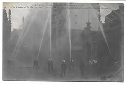 POMPIERS - LE LORD-MAIRE à PARIS - 16 Octobre 1906 - Sapeurs-Pompiers