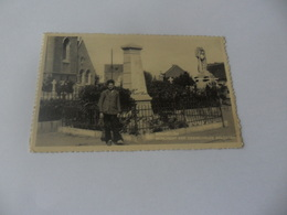 Bonheiden:bonheyden Monument Der Gesneuvelde Soldaten - Bonheiden