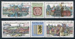 DDR Michel-Nr. 3173-3176 Gestempelt Tagesstempel - Usati
