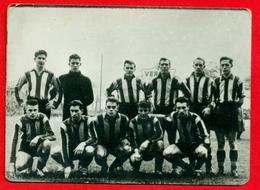 FC Mechelen - 1957-1958 - Afdeling II - Fotochromo 7 X 5 Cm - Football