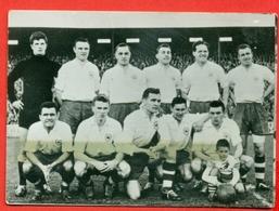 Antwerp F.C.- 1957-1958 - Afd I - Fotochromo 7 X 5 Cm - Football