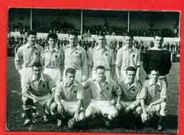 Patro Eisden - 1957-1958 - Afdeling II - Fotochromo 7 X 5 Cm - Football