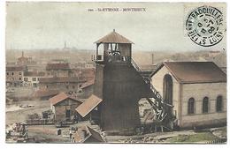 SAINT ETIENNE - MONTHIEUX - Saint Etienne