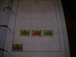 Ungheria PA 1954 Nursery E  Scott.C 146/148 See Scan On Scott.page; - Posta Aerea