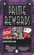 Joker's Wild Casino Henderson NV - Slot Card With P848744 - Casino Cards